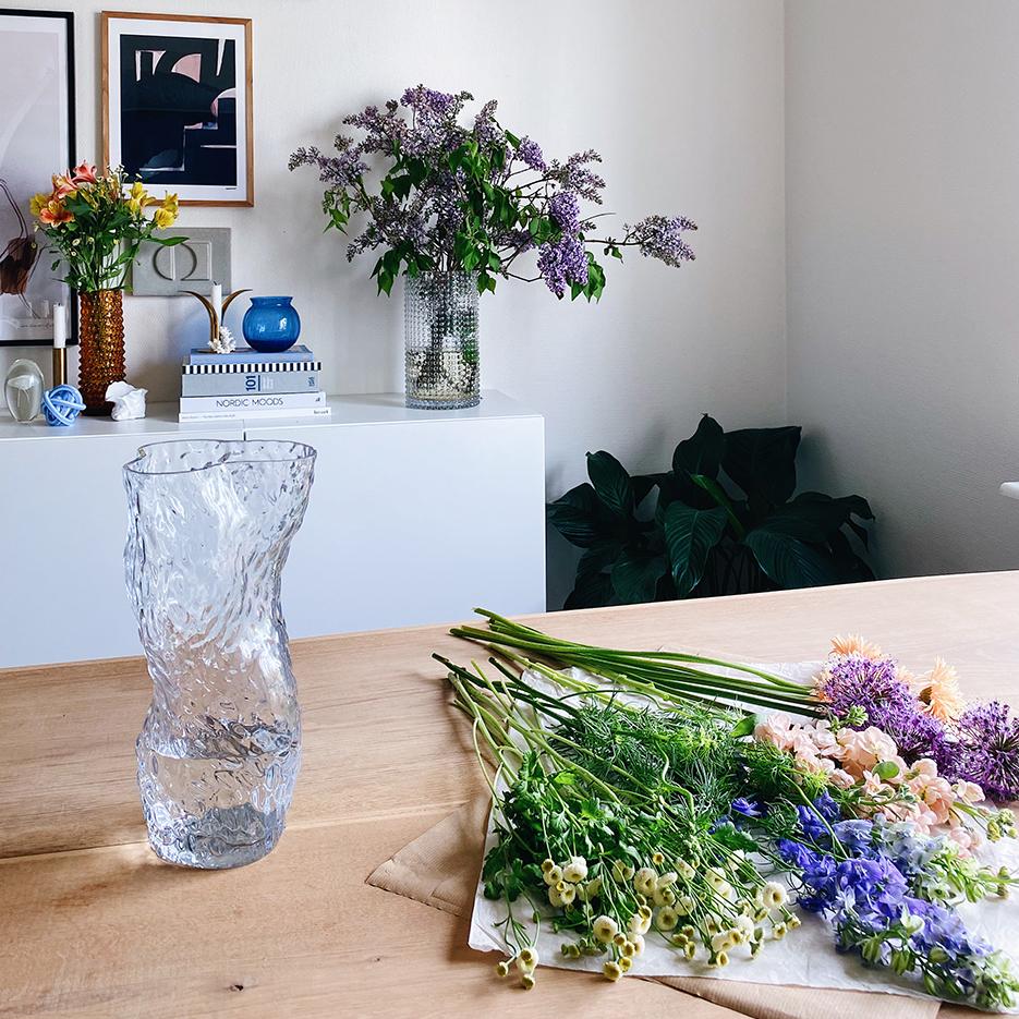 Tips til at style din egen blomster buket