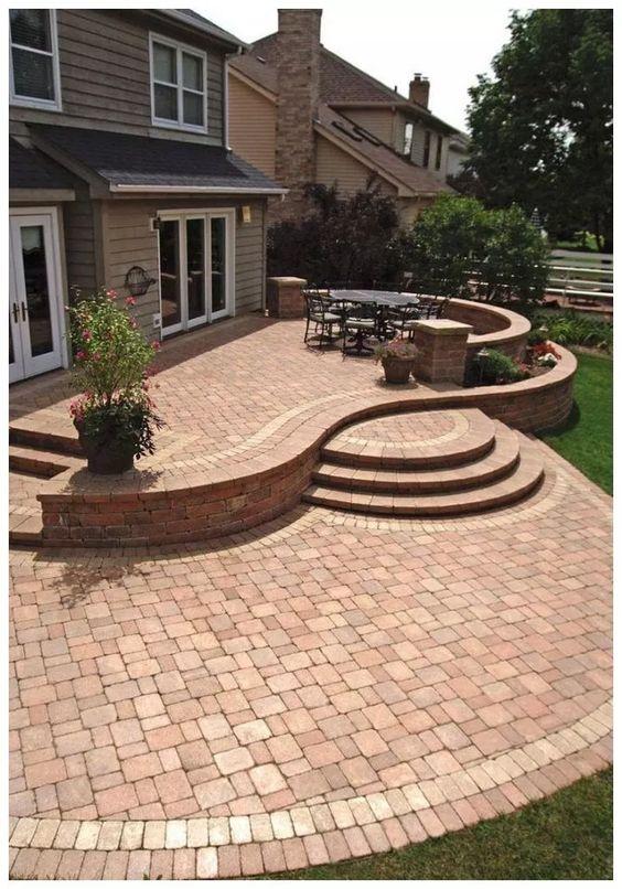inspiring brick patio ideas for