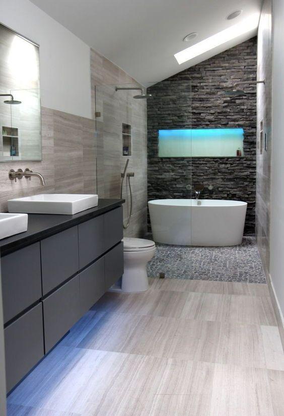 Contemporary Bathroom Ideas for Stylish Look | DecorTrendy