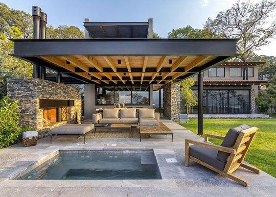 attractive covered patio ideas for your