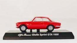 Giulia Sprint GTA 1600 - Red