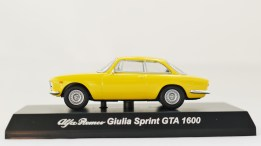 Giulia Sprint GTA 1600 - Yellow
