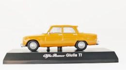 Giulia TI - Orange