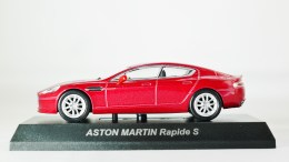 Rapide S - Red