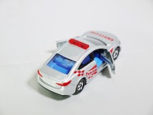 Tomica Assembly Factory Series 10 Mazda 6 Atenza Safety Car SLR w RED Decals & BLE Inter - 06