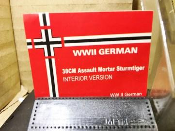 Metal Troops 38CM Assauit Mortar Sturmtiger Nato Inter MT-6011 04