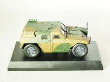 1-64 Kyosho MILITARY VEHICLE Minicar Collection - LIGHT ARMOURED VEHICLE LAV Camouflage Green - 5