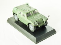 1-64 Kyosho MILITARY VEHICLE Minicar Collection - LIGHT ARMOURED VEHICLE LAV Green - 4