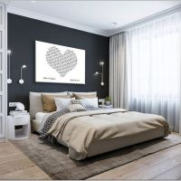 15 Extraordinary Contemporary Bedroom Design Ideas For Comfortable Home Decor 10