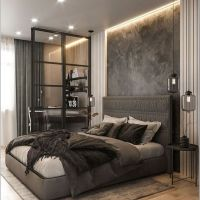 15 Extraordinary Contemporary Bedroom Design Ideas For Comfortable Home Decor 9