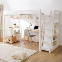 20 Brilliant Loft Beds Tips That Make The Most Of Your Kid's Or Teenager's Room 16