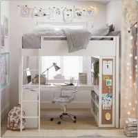 20 Brilliant Loft Beds Tips That Make The Most Of Your Kid's Or Teenager's Room 3