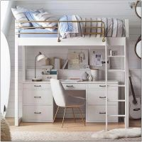 20 Brilliant Loft Beds Tips That Make The Most Of Your Kid's Or Teenager's Room 40