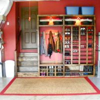 50+ Garage Organization Ideas For Cheap Garage Clutter Clearing That Will Save You Space 36