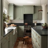 19 Beautiful Simple French Country Kitchen Ideas To Add The Warmth And Welcoming Touch 42