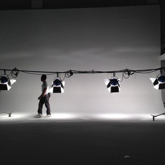 Style.com shoot