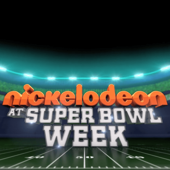 Nickelodeon Superbowl 50