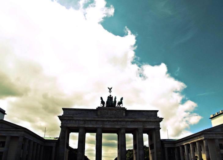 La Porte de Brandebourg Découvrir Berlin