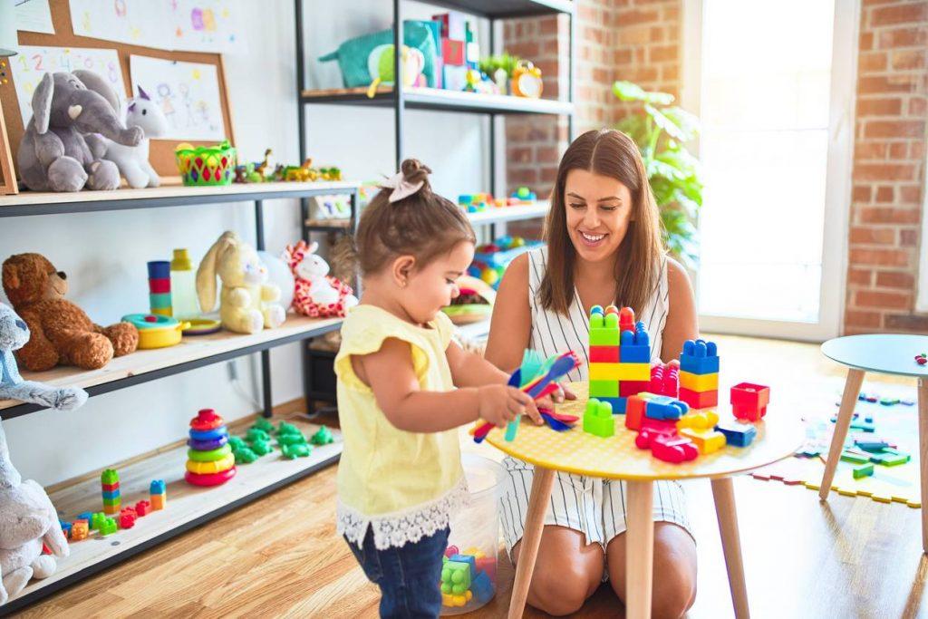 Find montessori nanny
