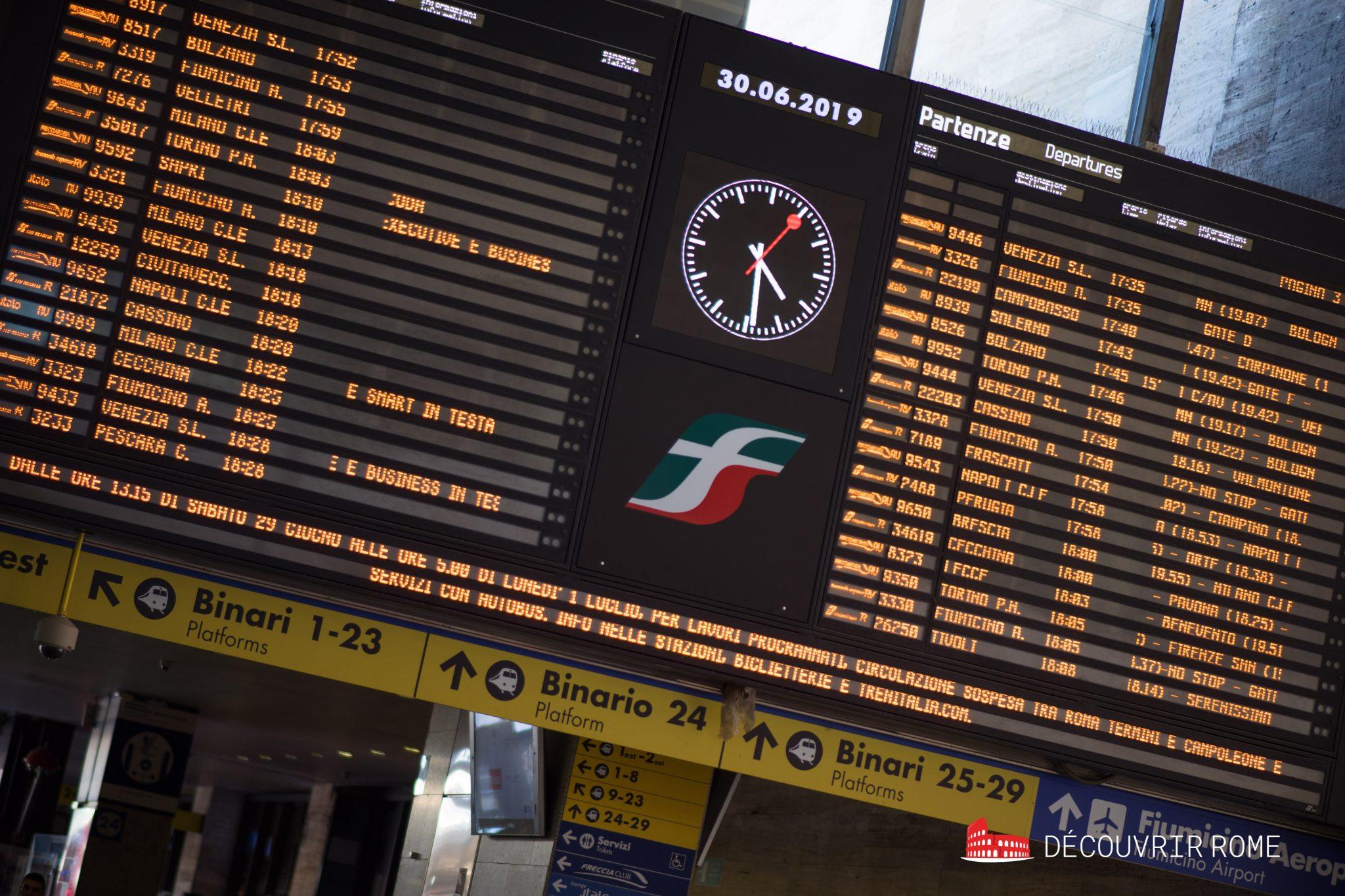 excursions train