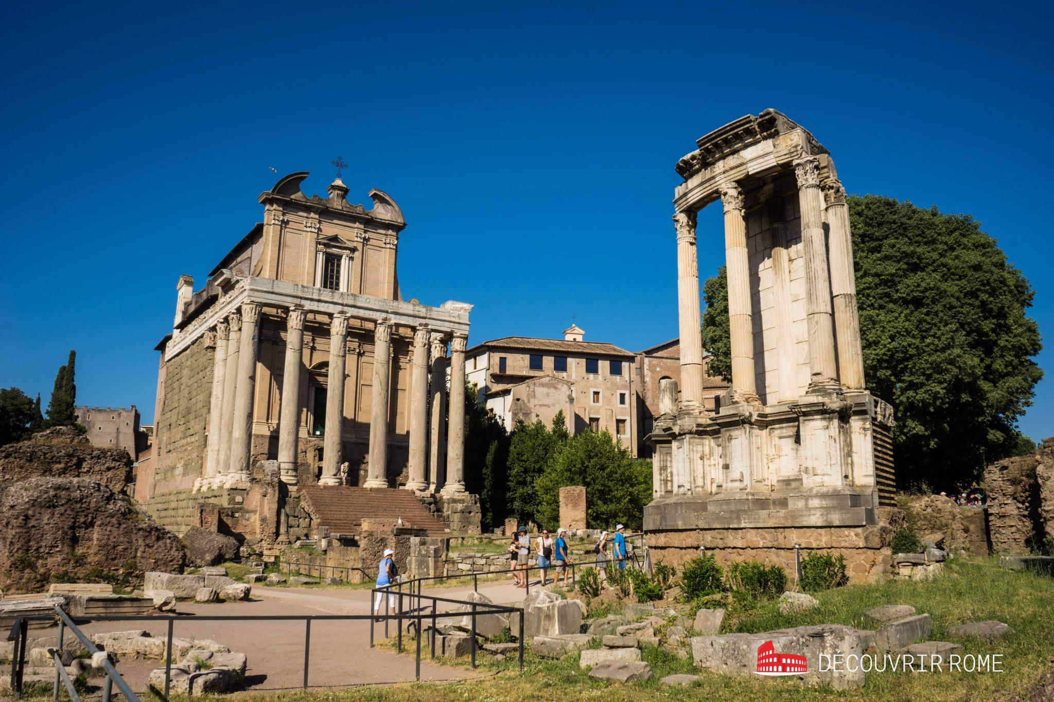Temple Forum