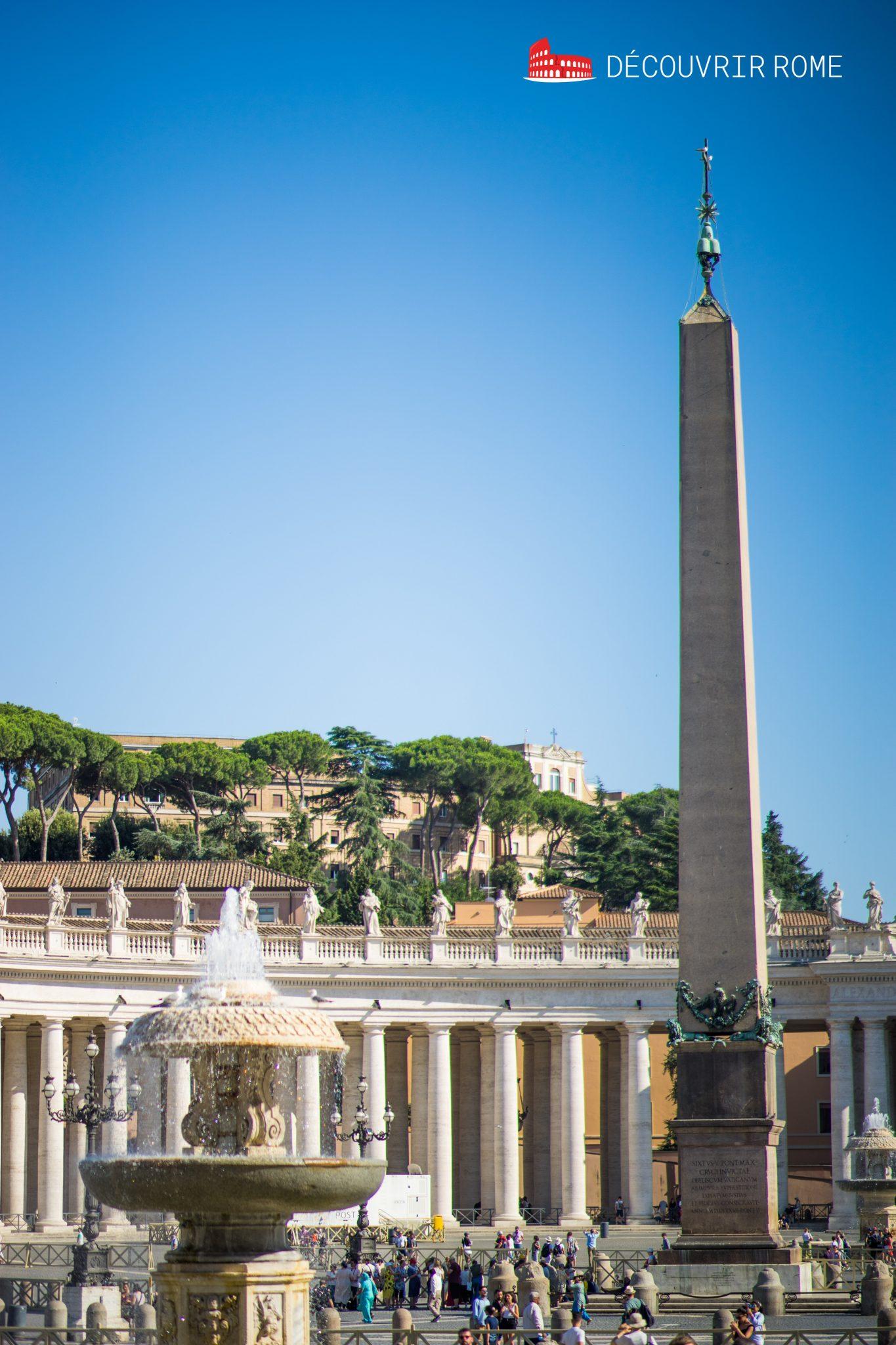 Les plus belles places de Rome
