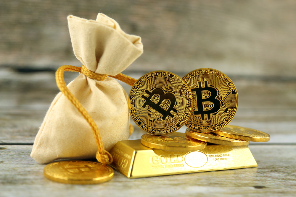 Bitcoin-savings