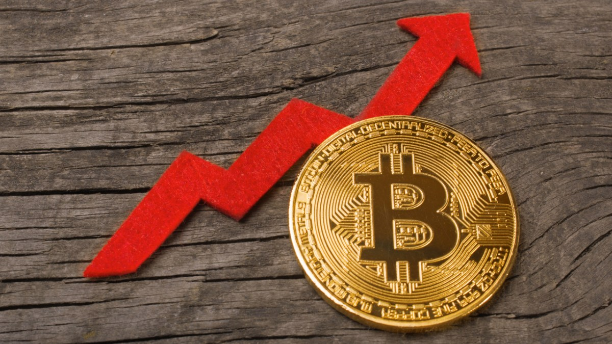 Bitcoin investments and price are on the up.
