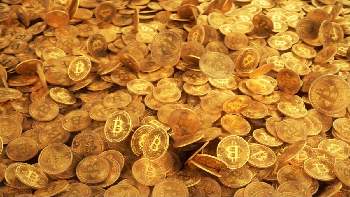 Lots of Bitcoin