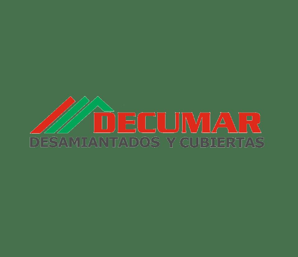 logo - DECUMAR, SL. Empresa registrada en la retirada y gestión del amianto