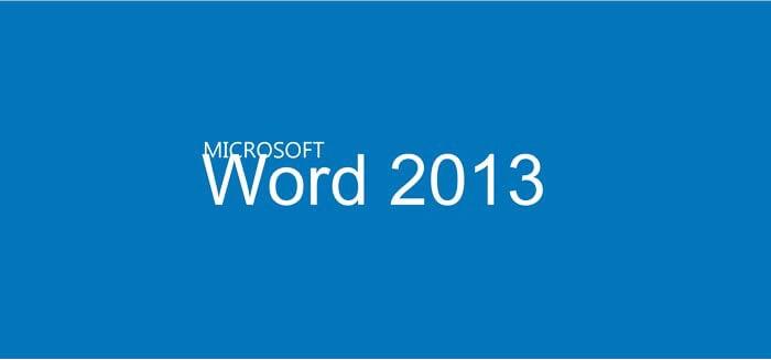 Curso gratis word 2013