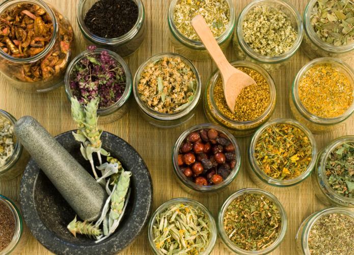 Cursos gratis de herboristeria y herbodietetica
