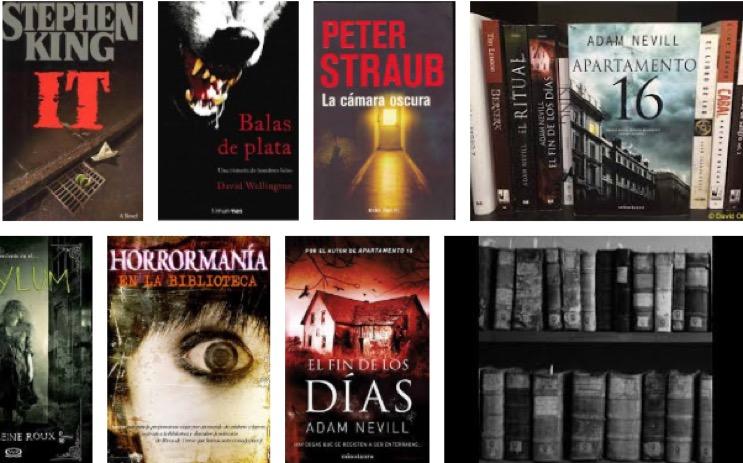 libros gratis de terror