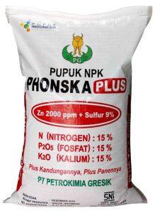 pupuk npk phoska