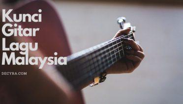 kunci gitar malaysia