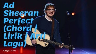 kunci gitar perfect