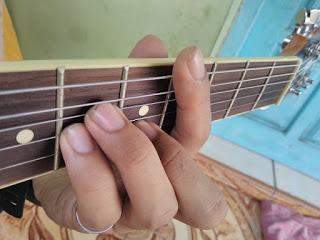 chord C#m