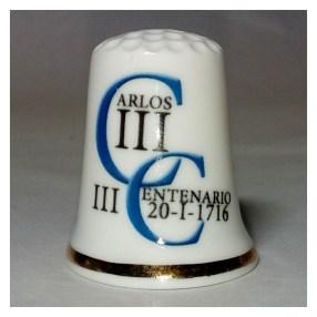 Dedale Centenario Carlos III