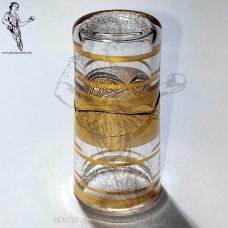DEME07 Dedal Cristal Egipcio oro