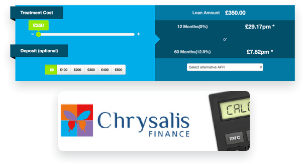 chrysalis finance calculator