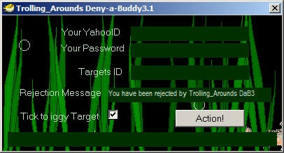 03 - How to Delete Contact from Yahoo Messenger