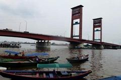 jembatan ampera - Vote Foto Dapat Kamera Lumix DMC-S1