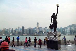 dscf3892 fhdr - Hong Kong Trip : Chungking Mansion, Nathan Road, Avenue of Stars