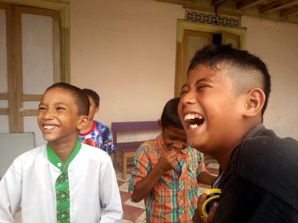Menginjak Kaki Belajar Sejarah di Kampung Al Munawar 13 Ulu Palembang