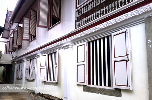 firma01 - Telisik Kampung Firma, Perkampungan Rumah Tradisional 4 Ulu Palembang