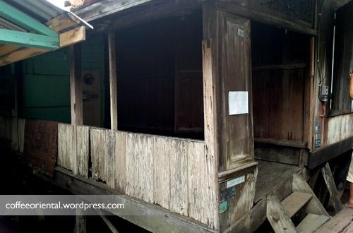 Rumah singgah Bung Karno saat pelarian dari Bengkulu