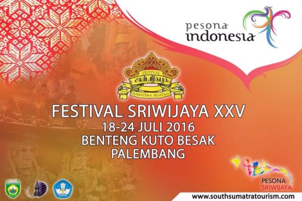 Semarak Festival Sriwijaya : Melihat Shih Li Fo Shih Dulu dan Sekarang