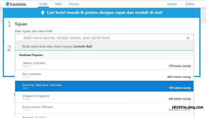 traveloka 03 - 5 Alasan Booking Tiket Pesawat dan Hotel Murah Pakai Traveloka