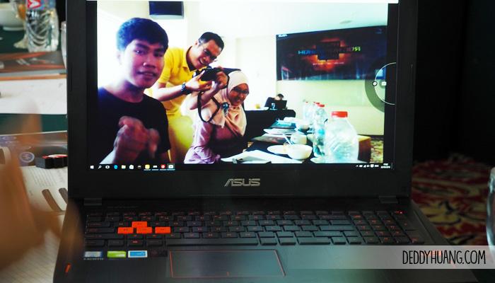 06 - Menjajal Kemampuan ASUS ROG Strix GL502VS, Laptopnya Gamers Sejati!