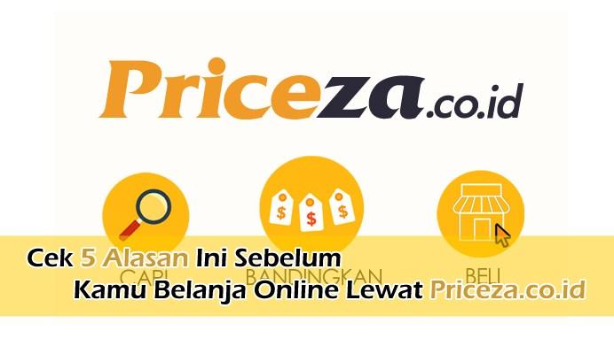 banner priceza - Cek 5 Alasan Ini Sebelum Kamu Belanja Online Lewat Priceza.co.id